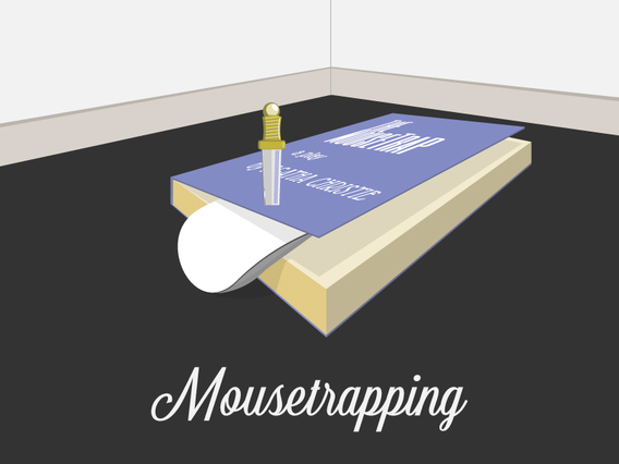 Mousetrapping Tutorial, Mousetrapping Course